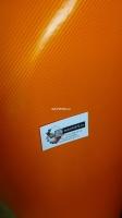 4D карбон оранжевый