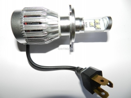 Пара светодиодных ламп H4