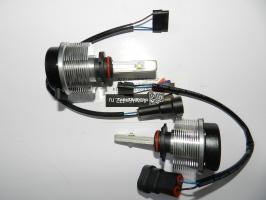 Комплект светодиодных ламп HB3