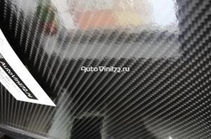 4D карбон Черный глянцевый