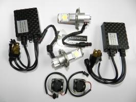 h4 светодиодные лампы